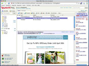 Yahoo Beta Mail