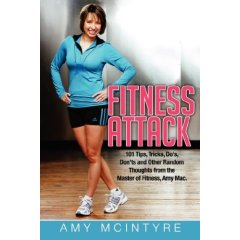 Fitness Attack by Amy Mac