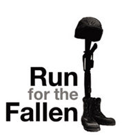 Run for the Fallen Logo
